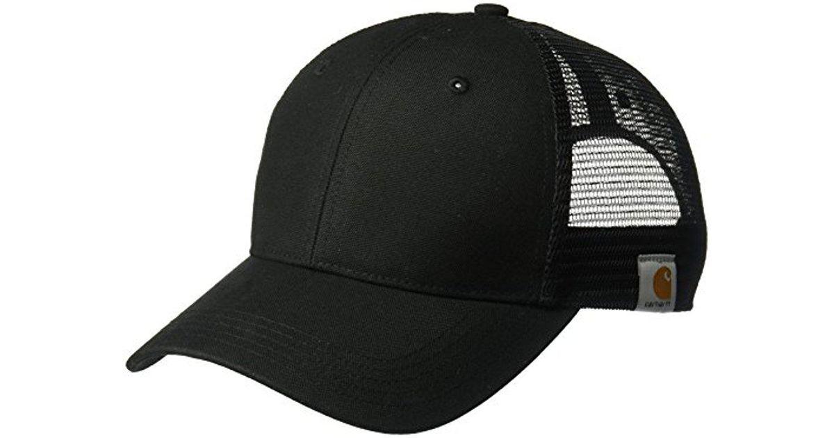 343d5c4cb96ac Carhartt Rugged Professional Cap in Black for Men - Lyst