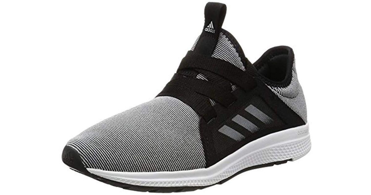 7184692ffcf61 adidas Edge Lux W Running Shoe in Black - Lyst