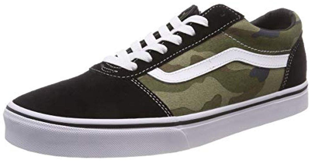 db4efb828a7d Vans Maddie Suede canvas Low-top Sneakers