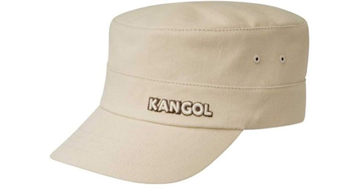 2b89fc629 Kangol Flexfit Army Cap in Natural for Men - Lyst