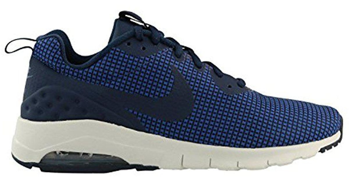 7b5484001f8 Lyst - Nike Air Max Motion Low Cross Trainer in Blue for Men  Nike Air Max  Motion LW SE ...
