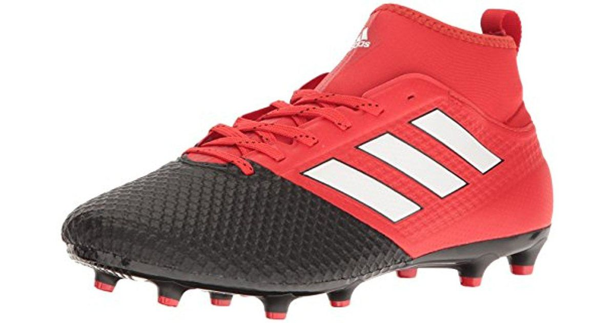 91d4c9aa Lyst - adidas Ace 17.3 Primemesh Firm Ground Cleats Soccer Shoe in Red for  Men