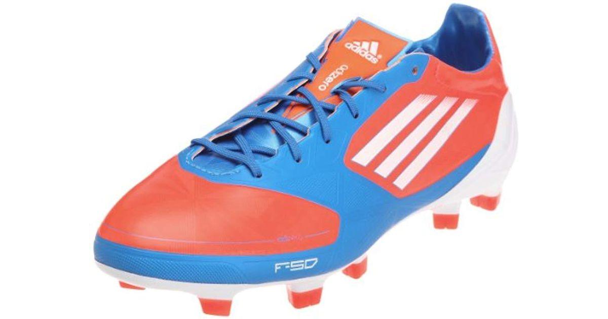 ab63932da Adizero Micoach Boots Trx Fg Adidas Unisex F50 In Football Adult Syn qwCBtf