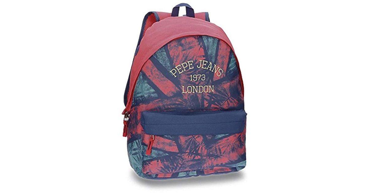 15af458afa Pepe Jeans - Multicolor Anette Backpack - Lyst