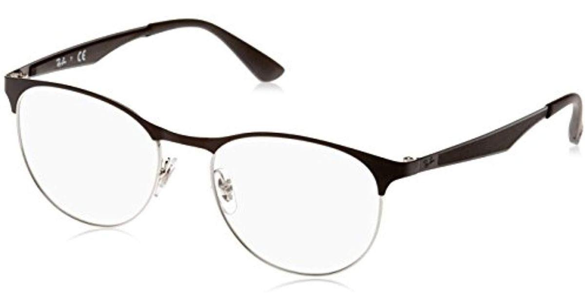 7219ff6861f Ray-Ban 0rx 6365 2861 51 Optical Frames