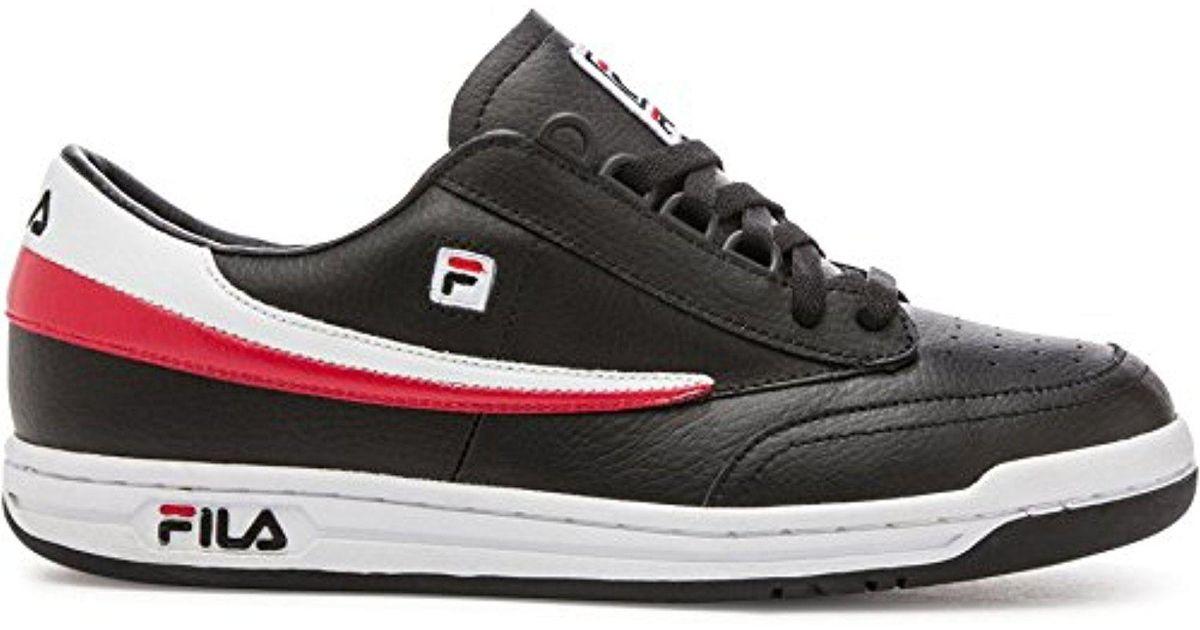 Lyst Fila Original Tennis Classic Save Sneaker in schwarz for Men Save Classic ... d6ddbb