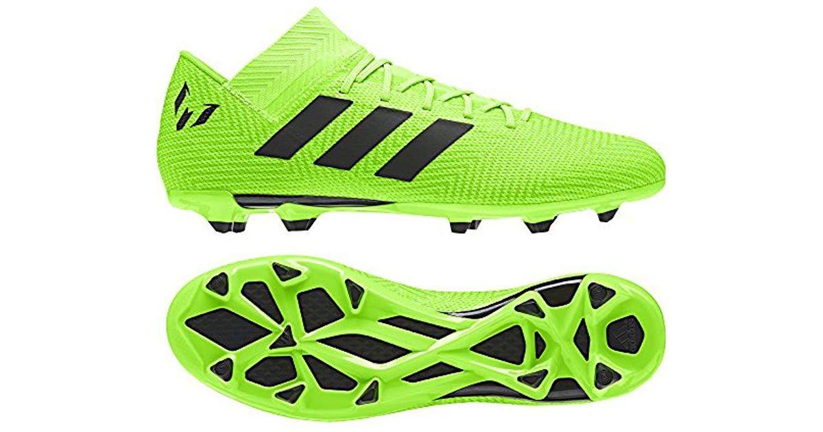 48749fadd adidas  s Nemeziz Messi 18.3 Footbal Shoes in Green for Men - Lyst