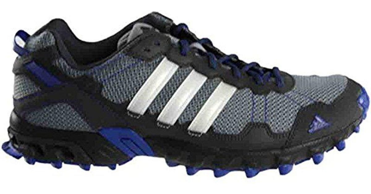 7a8c2a69515 adidas Rockadia Trail M Running Shoe in Gray for Men - Lyst