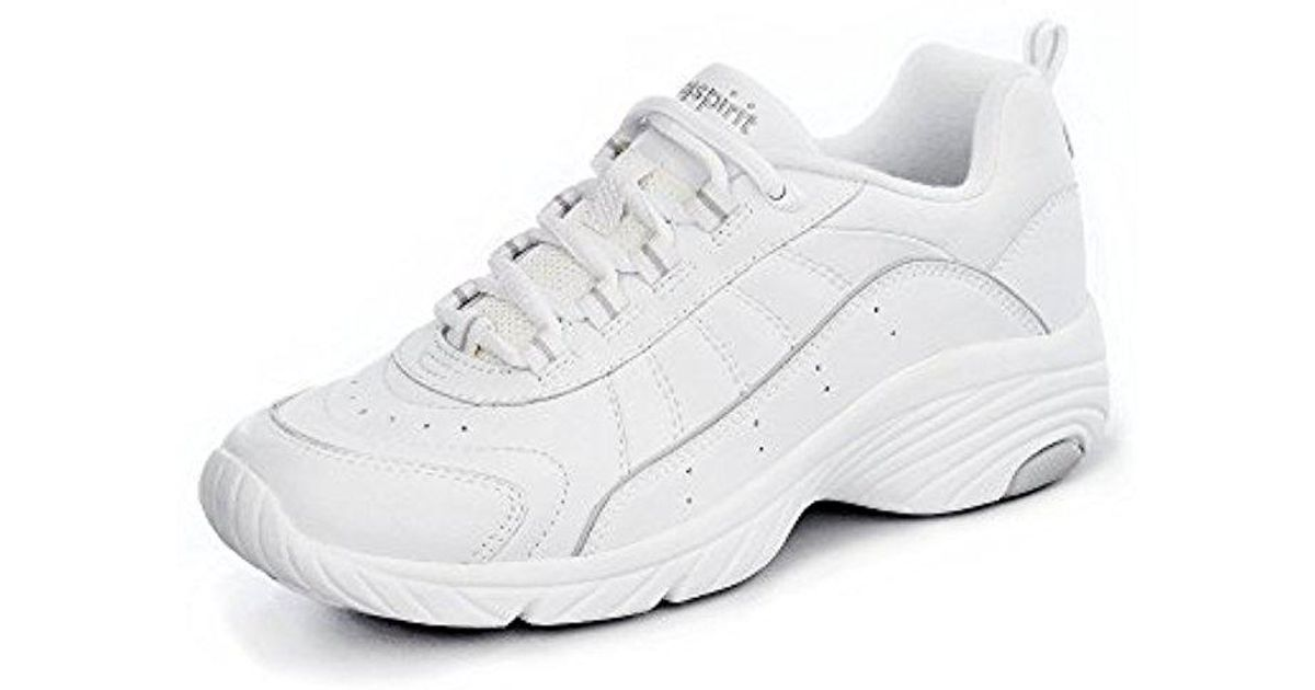 26d53ed78b4c2 Easy Spirit Punter Athletic Shoe in White - Save 35% - Lyst