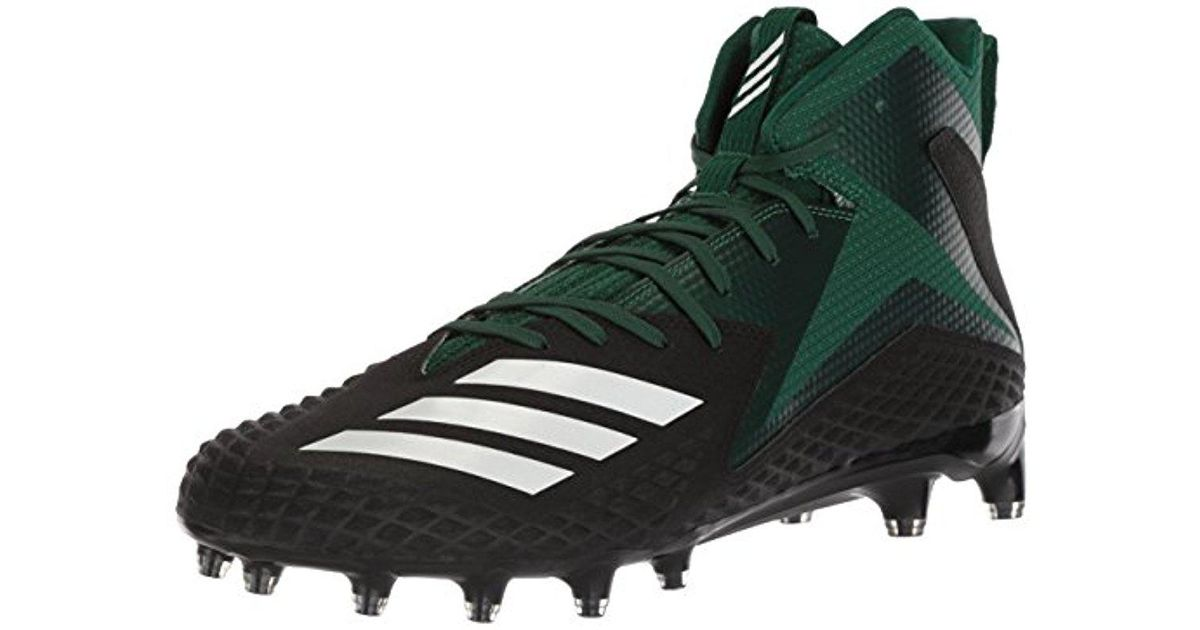 promo code 98031 f81dc Lyst - adidas Freak X Carbon Mid Football Shoe, Core Blackwhitedark  Green, 17 M Us in Green for Men