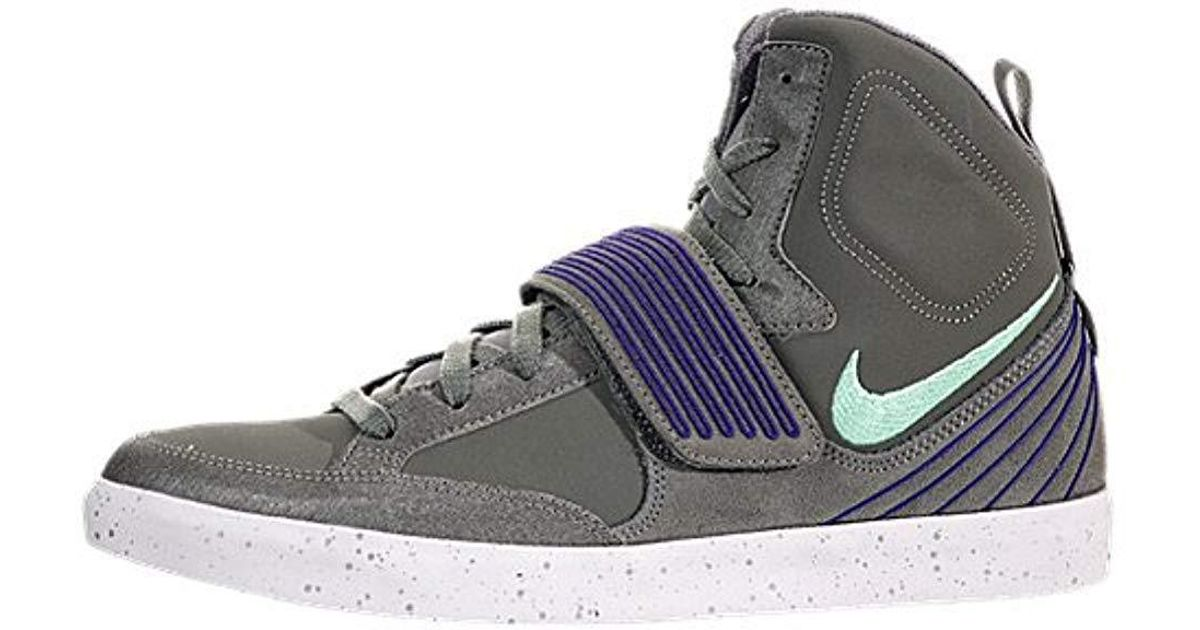 12a034cd336c7 Nike - Multicolor Nsw Skystepper Mrcry Gry/grn Glw/crt Prpl/slv Casual Shoe  8.5 Us for Men - Lyst