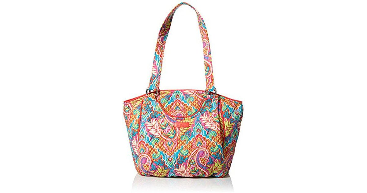 032c86cda8a0 Lyst - Vera Bradley Glenna Shoulder Bag