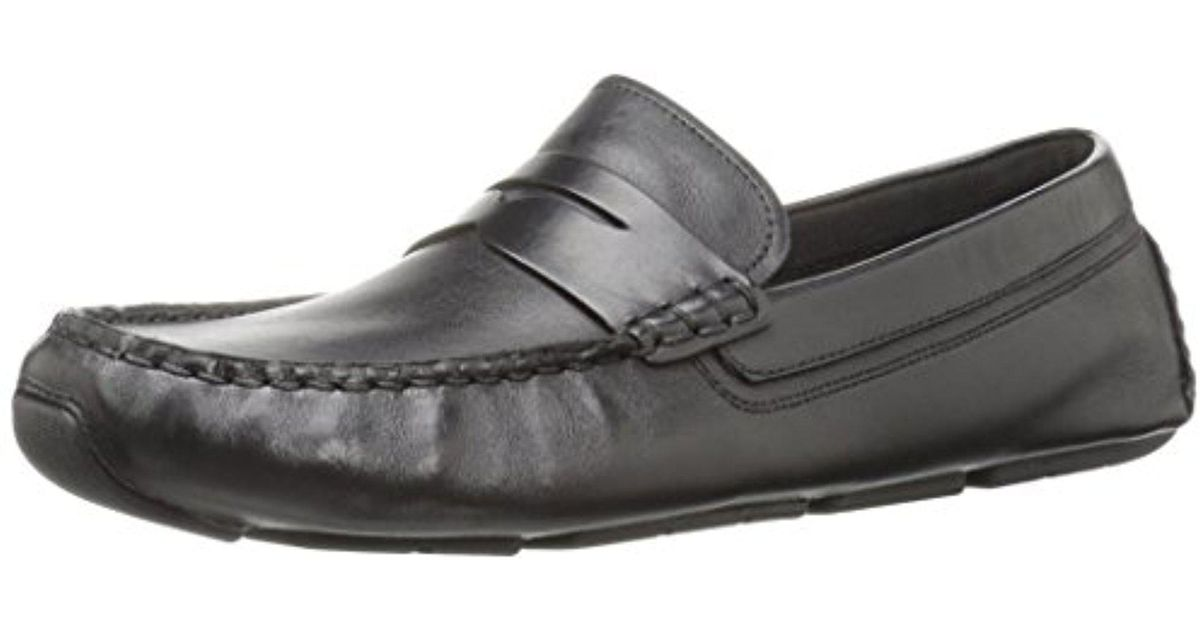 e268074904c Lyst - Cole Haan Rodeo Penny Driver in Black - Save 55%