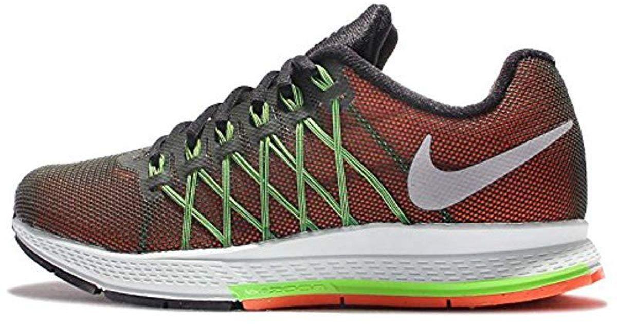 tout neuf a07c9 21432 Nike - Multicolor Wmns Air Zoom Pegasus 32 Flash Sports Shoes - Lyst