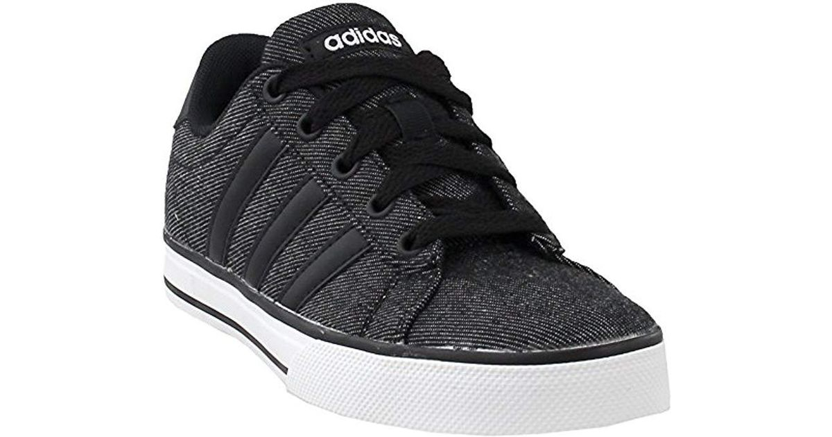 check out fcf51 3e205 ... where to buy lyst adidas neo daily k sneaker little kid big kid in  black for