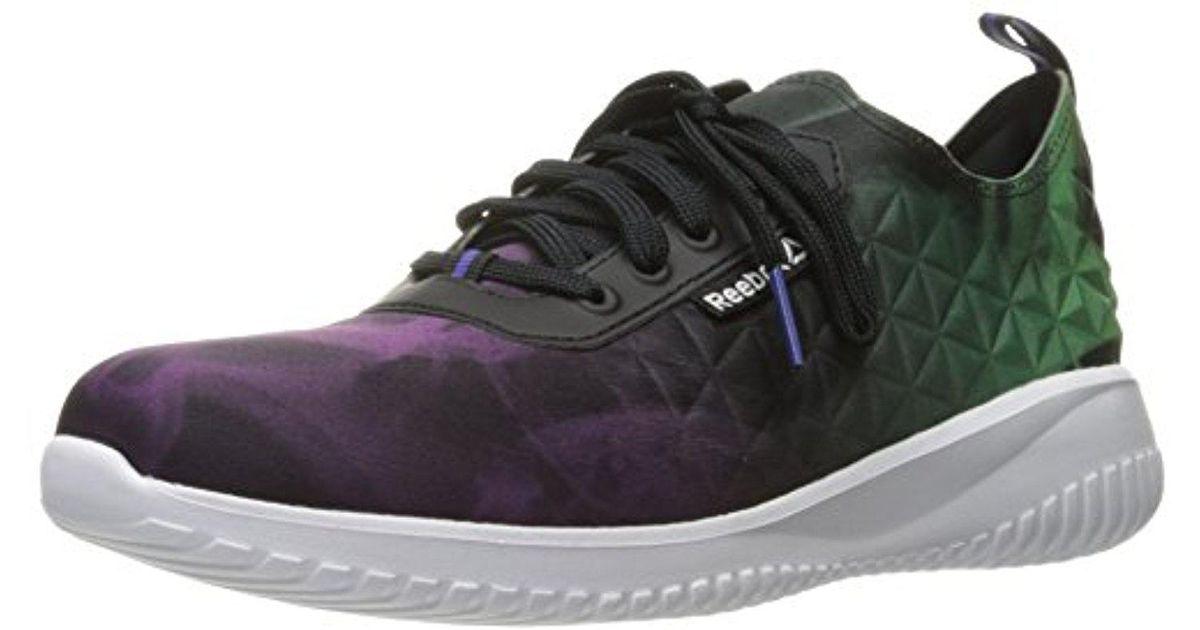 c3af98431c4505 Lyst - Reebok Skyscape Revolution Walking Shoe