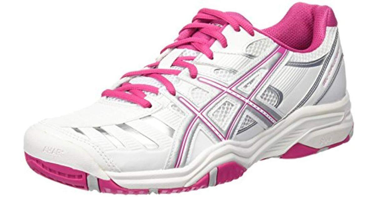 sélection premium 65e16 8b474 Asics - White Gel-challenger 9, Tennis Shoes for Men - Lyst
