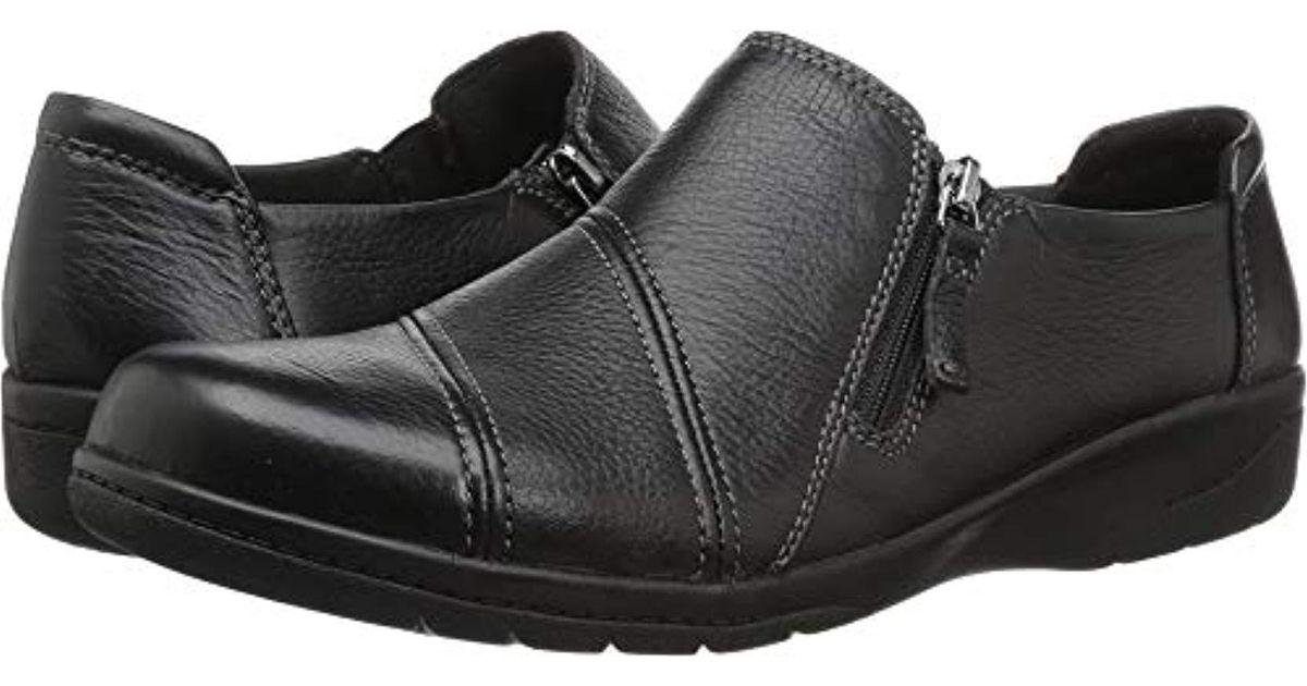 d0f77bafe01 Lyst - Clarks Cheyn Clay Loafer in Black - Save 7%