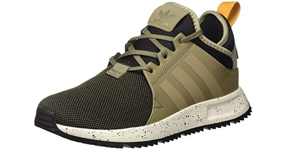 1a0b1b879b81 adidas  s X plr Snkrboot Running Shoes in Green for Men - Lyst
