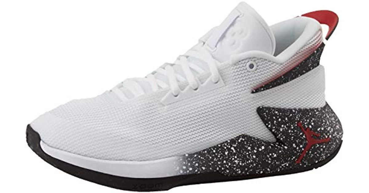 141f7ebbab278 Nike Jordan Fly Lockdown Basketball Shoes in White for Men - Lyst