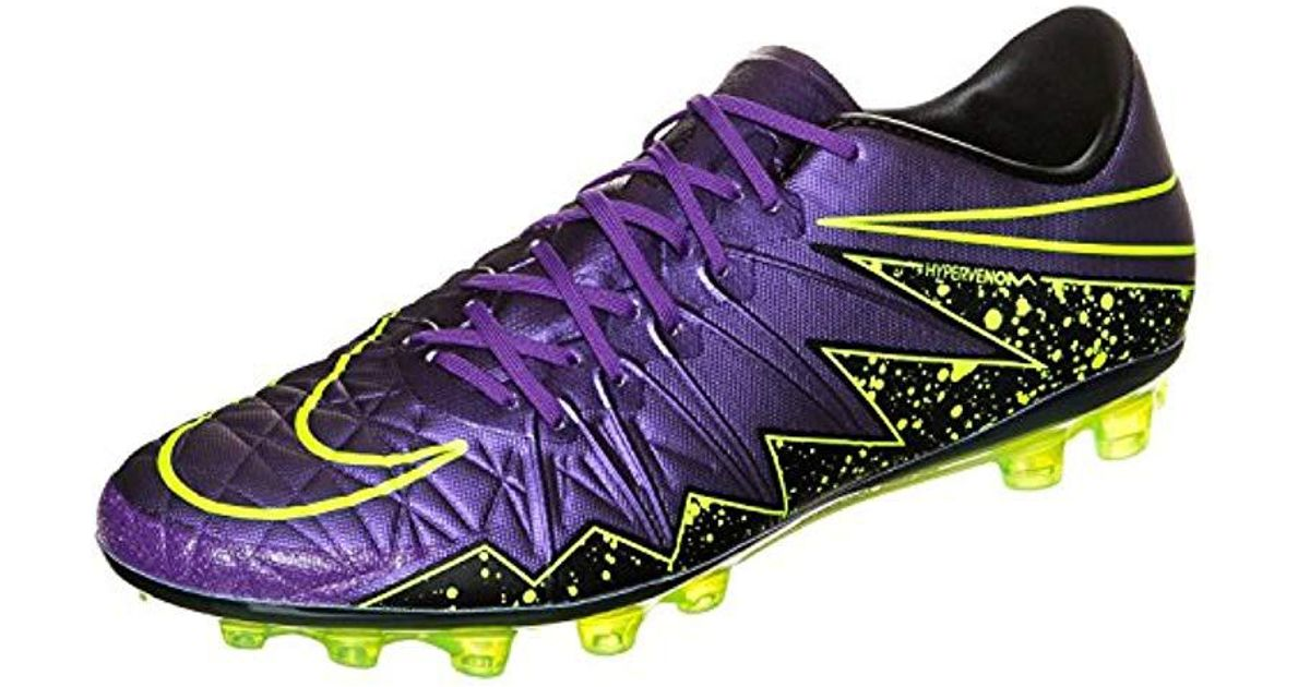 29d202f8ab7 Nike Hypervenom Phinish Ag-r Football Boots (race Shoes) in Purple for Men  - Lyst
