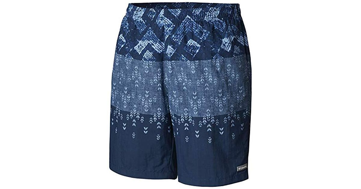 Columbia Big Dippers Water Short in Blue for Men - Lyst