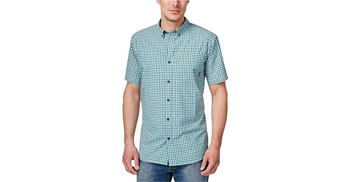 357759dc835 Lyst - Columbia Rapid Rivers Ii Short Sleeve Shirt in Blue for Men