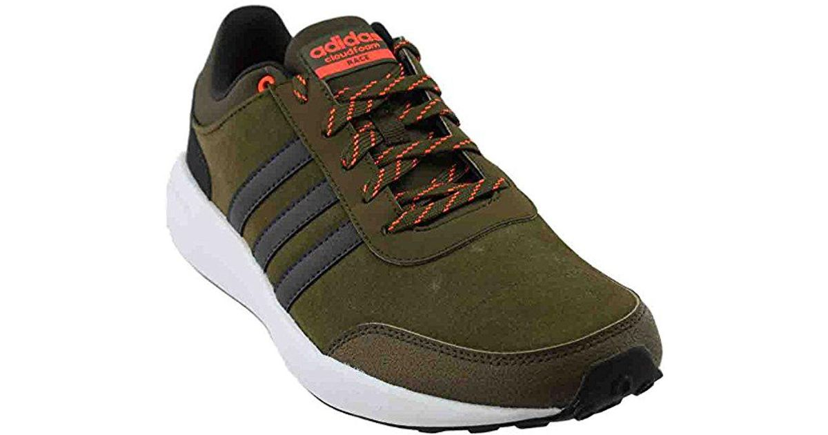 lowest price 19d17 7bc93 Lyst - adidas Neo Cf Race Running Shoe in Black for Men