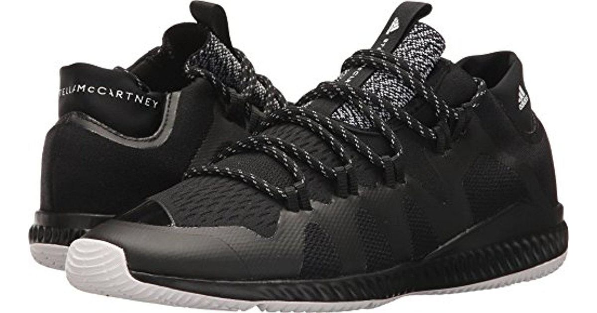 2dfcb3fc522a14 Lyst - adidas Performance Crazytrain Pro-mid Cross-trainer-shoes in Black -  Save 36.0%