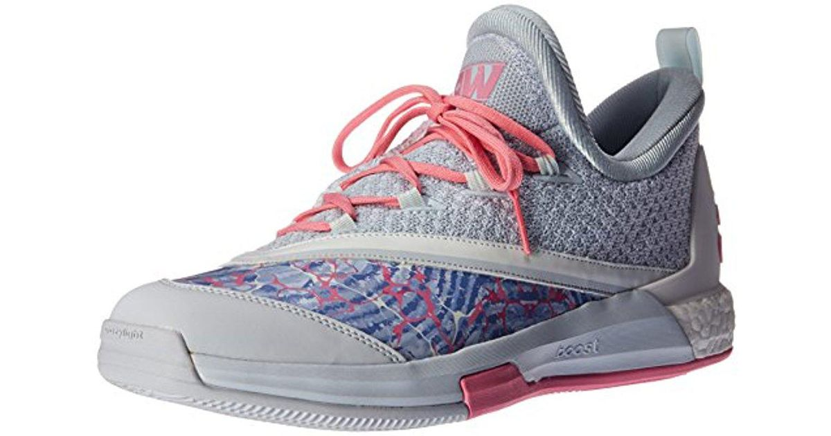 various colors 499f8 316b6 Lyst - adidas Performance Crazylight Boost 2-5 Basketball Sh
