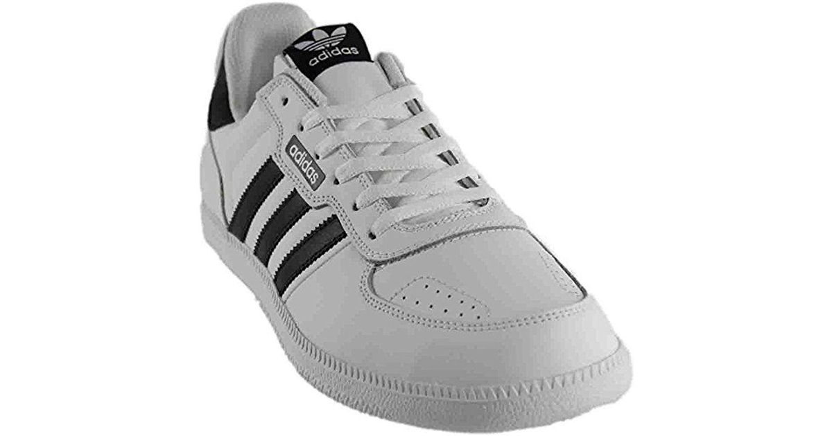 new style adb3c 78d44 Lyst - adidas Originals Leonero Fashion Sneaker in Black for Men