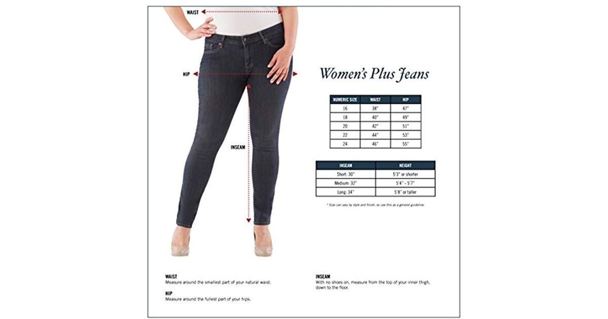 81b24a12caa Signature By Levi Strauss Co Gold Label Women S Modern Straight ...