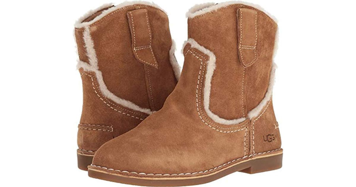 a7d5872071e Ugg - Brown W Catica Fashion Boot - Lyst