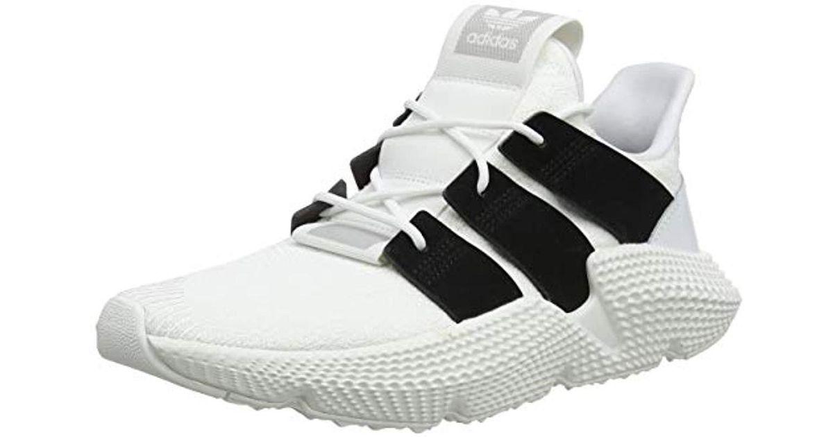 e07ca0e5a0c0c Adidas - White 's Prophere Gymnastics Shoes for Men - Lyst
