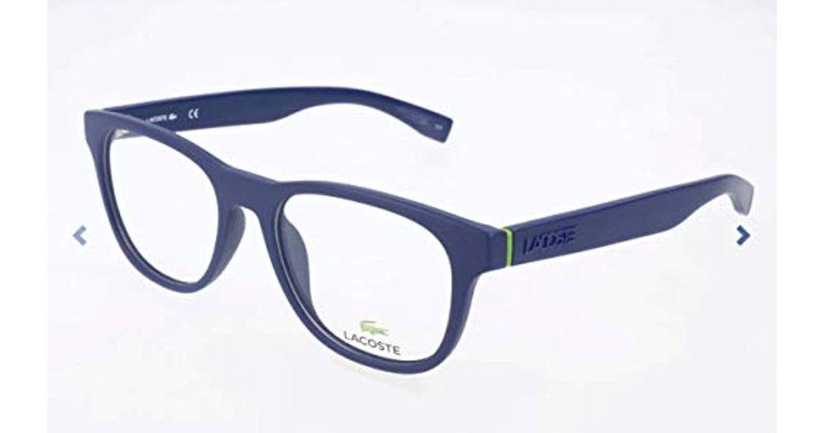 a21375372868 Lacoste L2795 L2795 424 52 Rectangular Optical Frames 52