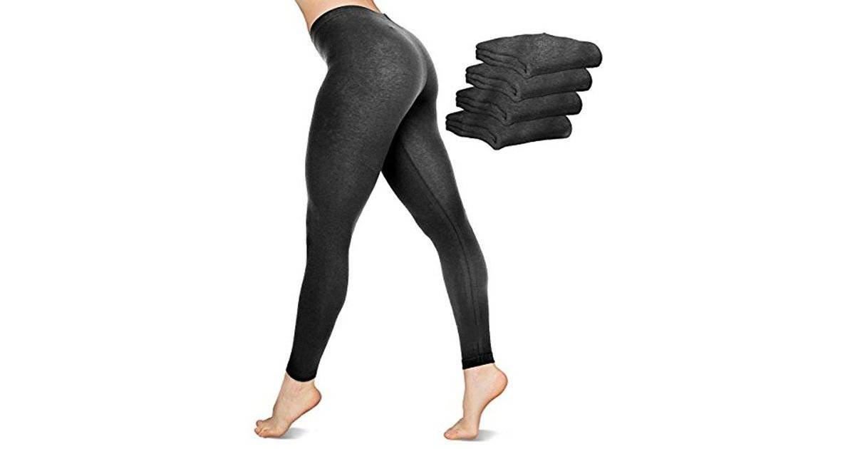 c5bb97344cfe4 American Apparel Cotton-spandex Jersey Legging in Black - Lyst