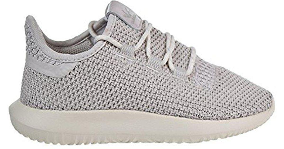 f99e2043067f Lyst - Adidas Originals Kids  Tubular Shadow C Sneaker in Gray