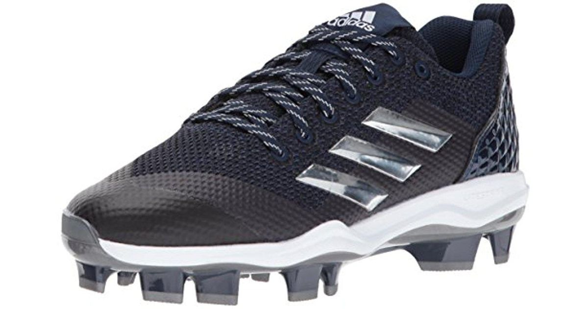 05217d70de3 adidas Poweralley 5 Tpu Cleat Softball in Blue - Lyst
