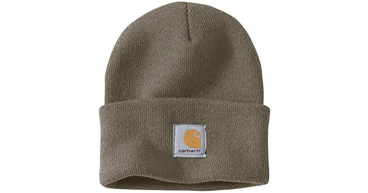 83c3b1b1d51 Lyst - Carhartt Acrylic Watch Hat A18 for Men