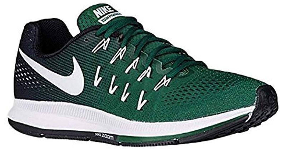 prix compétitif 458ca eeca7 Nike - Air Zoom Pegasus 33 Gymnastics Shoes Black for Men - Lyst