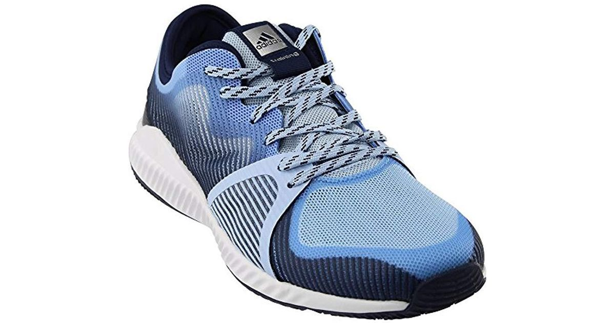 a63c464116a88 Lyst - adidas Crazytrain Bounce Cross-trainer Shoes in Blue for Men