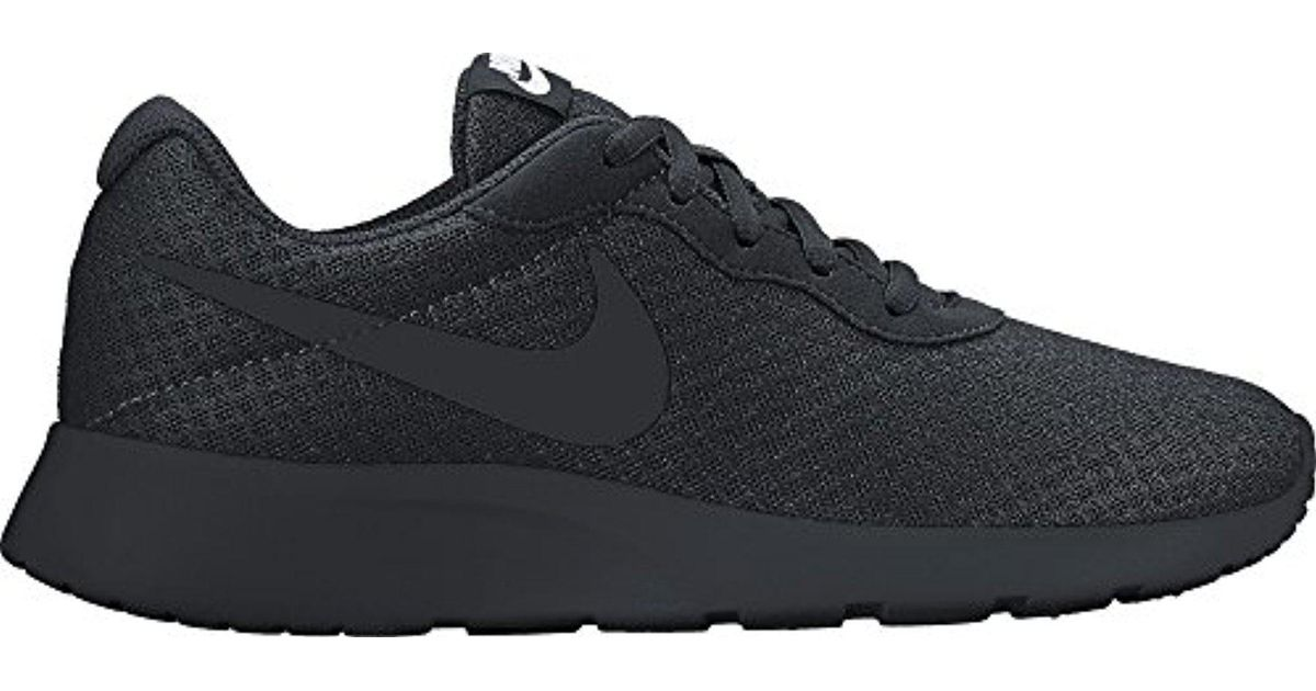 e6cdcc0e0 ... pure platinum ed119 919bf  coupon for lyst nike tanjun in black for men  01816 bf79e