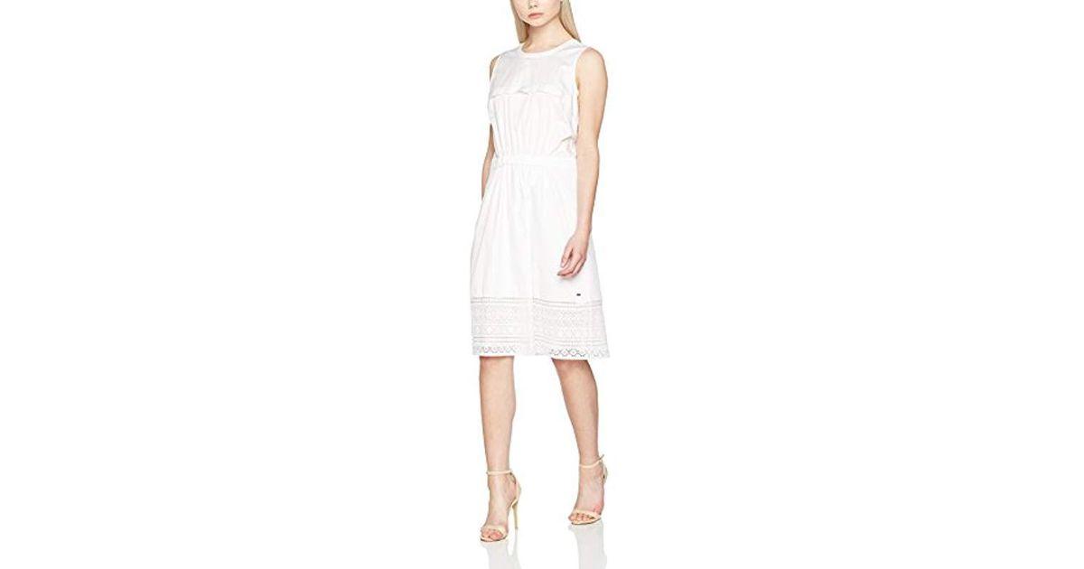 070b0300d941 Tommy Hilfiger Aspen Ns Dress in White - Lyst