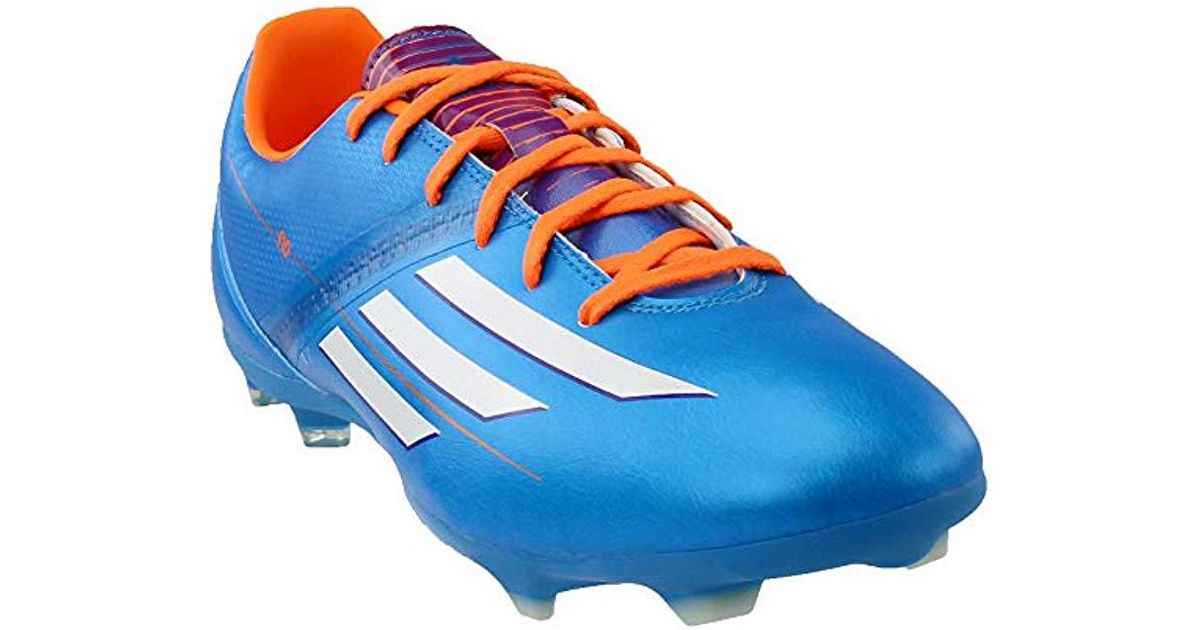 27a4c90fe Lyst - Adidas Performance F30 Trx Firm-ground Soccer Cleat in Blue for Men