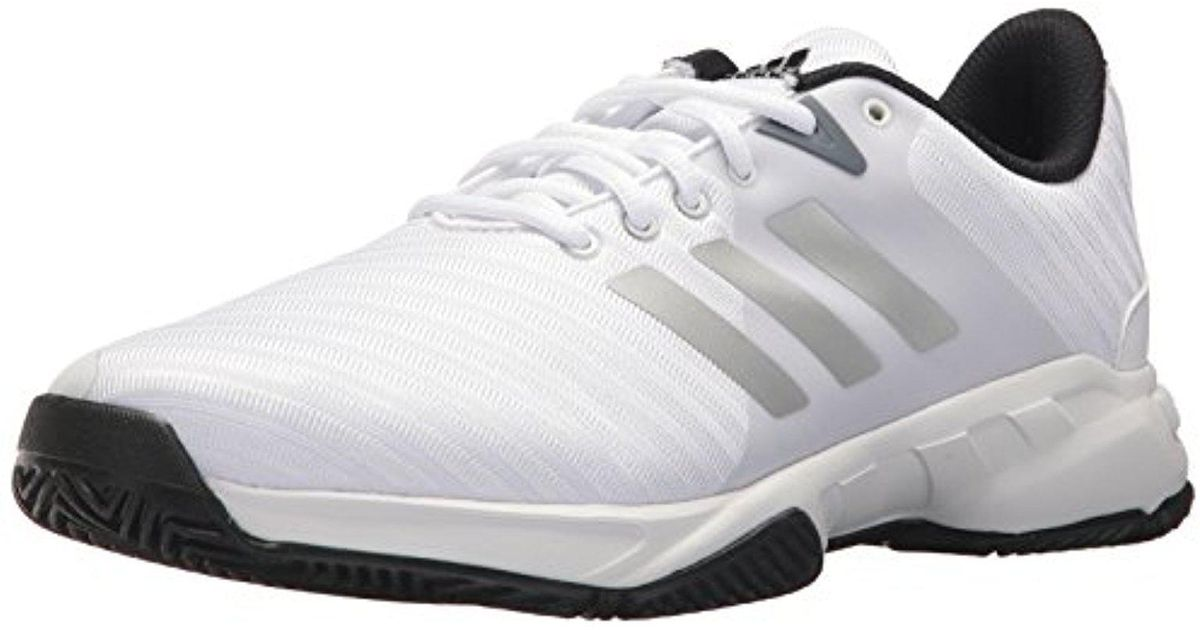 the best attitude 3f995 148df Lyst - adidas Barricade Court 3 Wide Tennis Shoe for Men