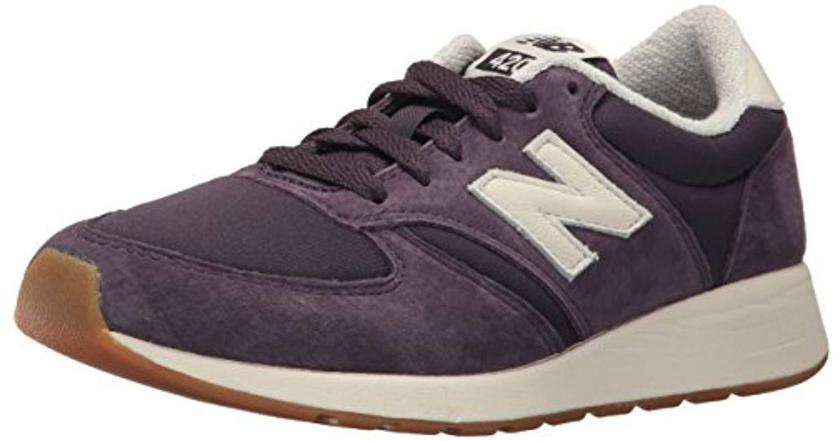 New Balance Multicolor Buty 420 Re engineered Toe Caps Lyst