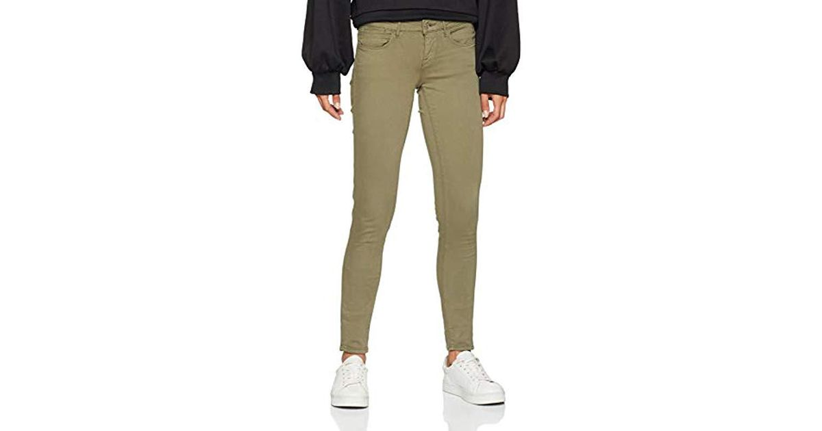 sale retailer faf5a 22eb4 guess-Vert-Dusty-Olive-Duo-Leggings-Femme.jpeg