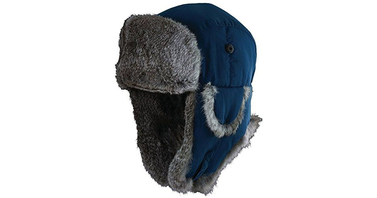 60a2b2183b0 Lyst - Woolrich Supplex Wool Aviator Hat for Men