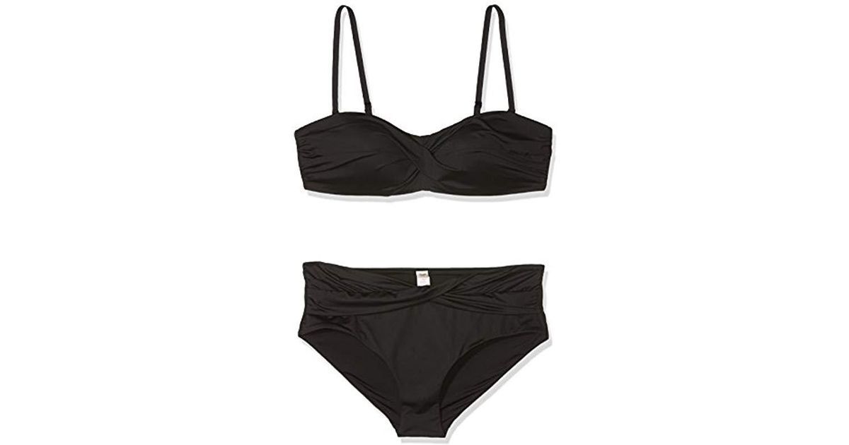 04 Venus size 40 Triumph 18 Tpd Elegance Bikini black Sd 14 06wSdx