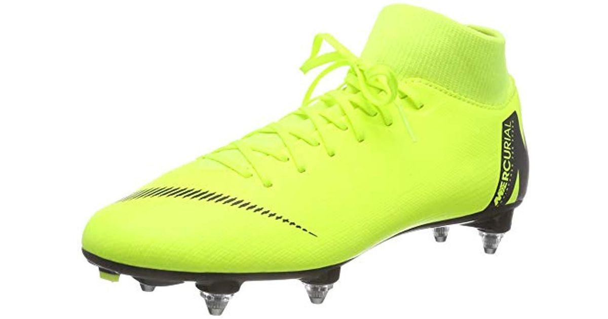 Nike Unisex Adults  Superfly 6 Academy Sg-pro Footbal Shoes 1dcc1f8a419e5